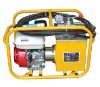 Superhigh Hydraulic Pump with Gasoline Engine Double Acting SP2HHX-1 (Motorized Hydraulic Compressor with Power Unit)