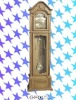 Elegant Wooden Grandfather Clock
