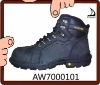 Industrial Wearable Genuine Leather Safety Boots