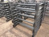Conveyor belt bracket.belt components.support frame