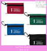 fashion wallets with carabiner