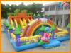 dinosaur inflatable amusement park