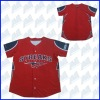 Promotional performance custom baseball jersey
