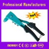 3 jaws single aluminium alloy hand riveter