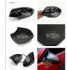 2008-2011 Real Carbon Fiber Side Door Mirror Cover Protecter Caps for BMW 3 Series E90 E92 E93 M3