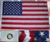 8x12ft Nylon Embroidery USA flag