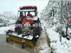 80-90HP Tractor Mounted Snow Sweeper Width 2100mm Model SX210