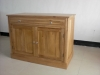 solid oak kitchen cabinet