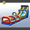 Inflatable Single Lane Slide w/Slip And Slide