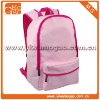 Newest fashion cute pink school backpack in 2012