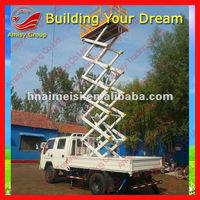Truck Mounted Aerial Work Platform 0086 371 65866393