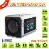 The Unique Mini Speaker Hidden DVR with Hidden Night Vision Lens, 2 inch TFT LCD, Can Play MP3, MP4