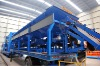 Cold feed hoppper of Mobile Asphalt Plant