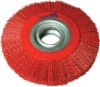 Nylon wire wheel Brush