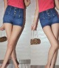 2012 fashion girls short jeans