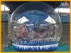 new and hot sea world inflatable large snow globe