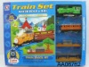 B/O Train Set With Light And Music, Plastic Toy
