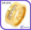 Hot Styles Fashion Jewelry Finger Ring For Men 2012