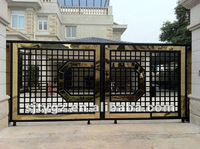 2012 New TOP simple gate design of Forge Iron Around the world