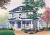 ht1075( 121.68sq.m) wooden house-villa