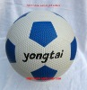 rubber football/soccer ball ,size :5/4/3,golf surface