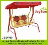 Outdoor kid child garden patio swing chair