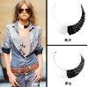 Wholesale jewelry punk spike fashion collar necklace