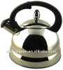 2012 New! large stainless steel whistling Water Kettle/tea kettle (D024G)