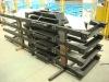 dump truck hoist sheet metal fabrication