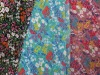 95%rayon 5%spandex single jersey knit print fabric