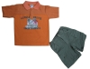 Cute comfortable wholesale baby boy wear 2012