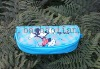 Mickey Mouse frosted pvc pencil bag