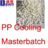 PP cooling masterbatch, pp white masterbatch