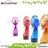 Battery operated plastic water mini mist spray fan
