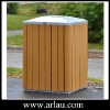 Outdoor Plastic Wood Pericarp box