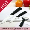 High quality ceramic cutting tool set promotion gift