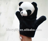 plush funny animal glove