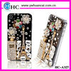 For iphone Jeweled Bling Case