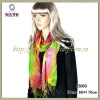 Fashionable style women's slubby yarn scarf sale