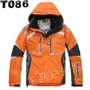 men outdoor wind-resistant water-resistant jacket T86