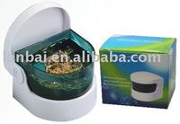 Jewelry cleaner box