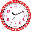 wall clock with diamond(HX-2388)