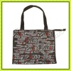 2012 New City Name Printing Souvenir Shopping Bag Tote