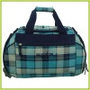 2012 New Stripe Duffel Travel Bag Tour Bag
