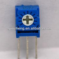 Single-turn Cermet potentiometer 3323