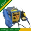 BEST-898D+ Heat Gun and Soldering iron 2 in 1 Soldering station