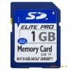 1GB memory card for digital cameras