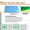 Pet Product-Cool Water Gel Mat