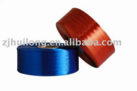 dope dyed fdy polyester filament yarn 300d