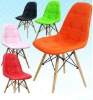 Hot sale pvc leather home chair